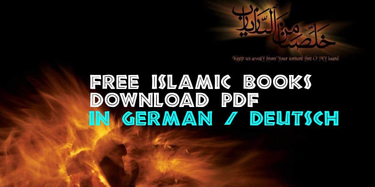 Islamic books in German (Deutsch)