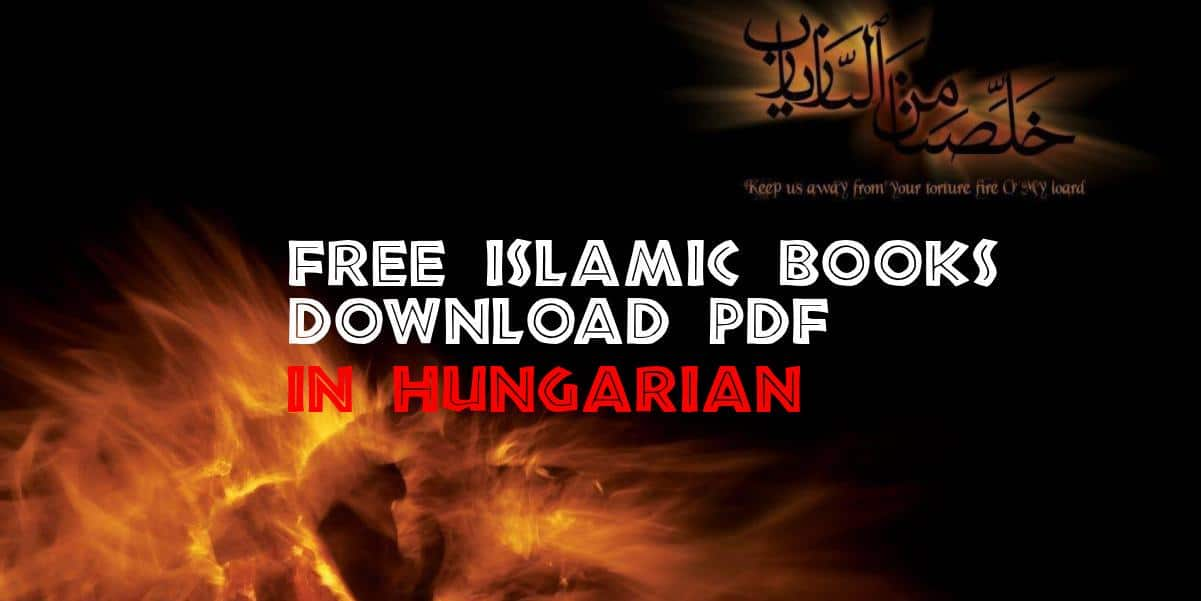 Free Islamic Books in Hungarian
