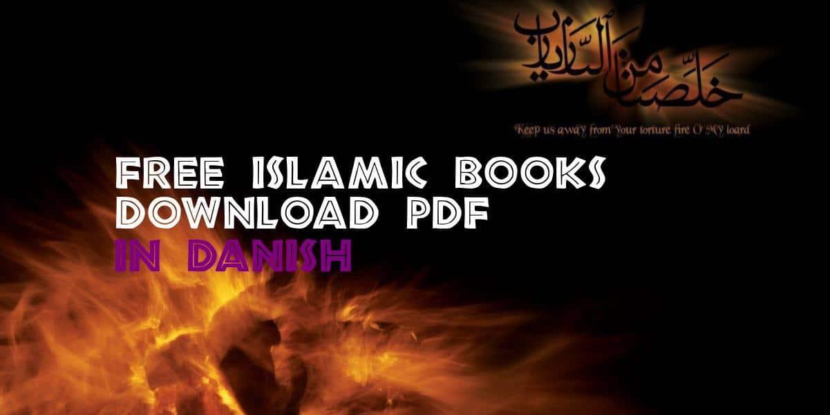 Free Islamic Books in Danish