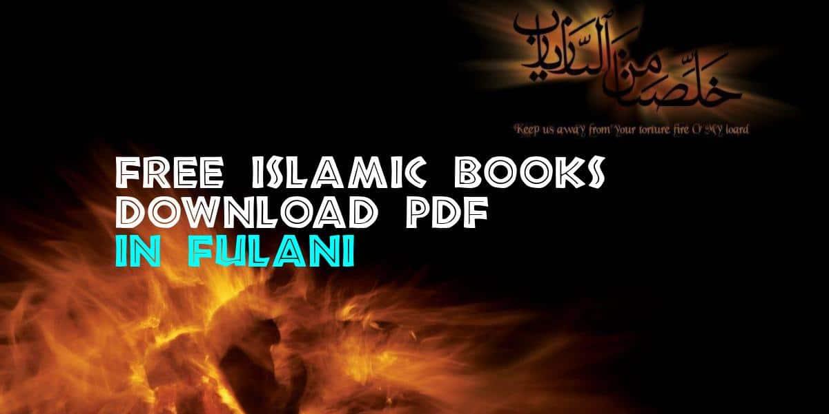 Free Islamic Books in Fulani
