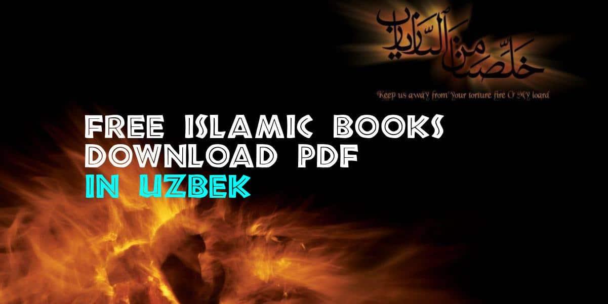 Free Islamic Books in Uzbek