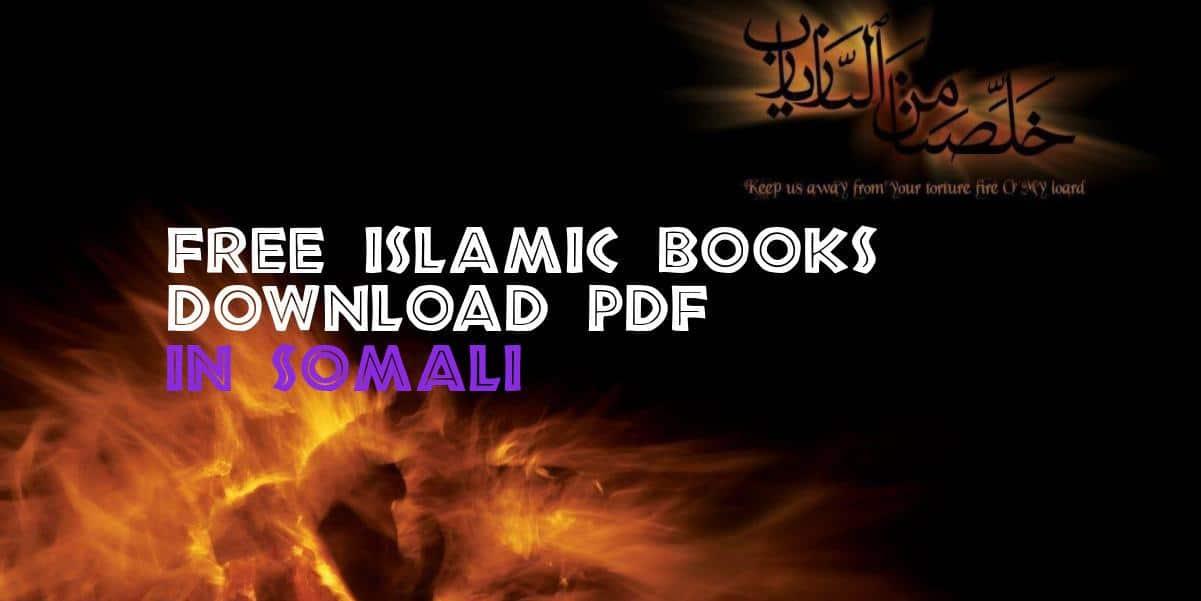 Free Islamic Books in Somali