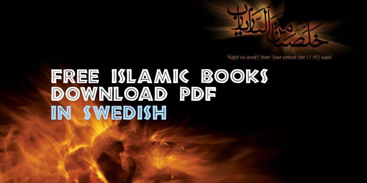Free Islamic Books in Swedish