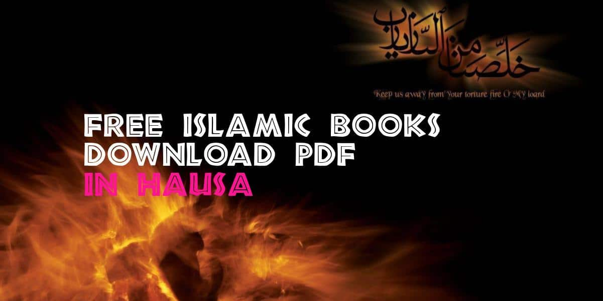 Free Islamic Books in Hausa